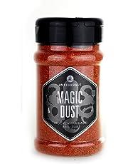 Ankerkraut Magic Dust, 230g im Streuer, BBQ-Rub Grillmarinade, Gewürzmischung zum Zubereiten von Fleisch