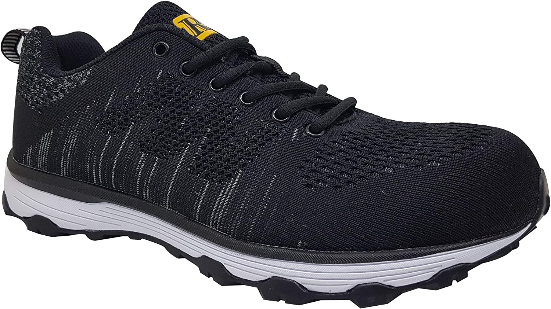 Rockhard Safety Men/'s 4 Steel Toe Athletic Work Shoes