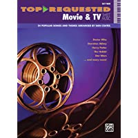 Top-Requested Movie & TV Sheet Music: Easy Piano