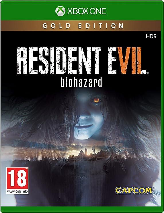 Resident Evil 7 Gold Edition - Xbox One [Importación inglesa ...