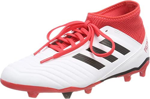 buena textura venta directa de fábrica varios diseños adidas Predator 18.3 Fg J, Unisex Kids' Football Boots: Amazon.co ...