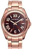 Mark Maddox MM3017-43 - Reloj de cuarzo para mujer, correa de otros materiales color oro rosa
