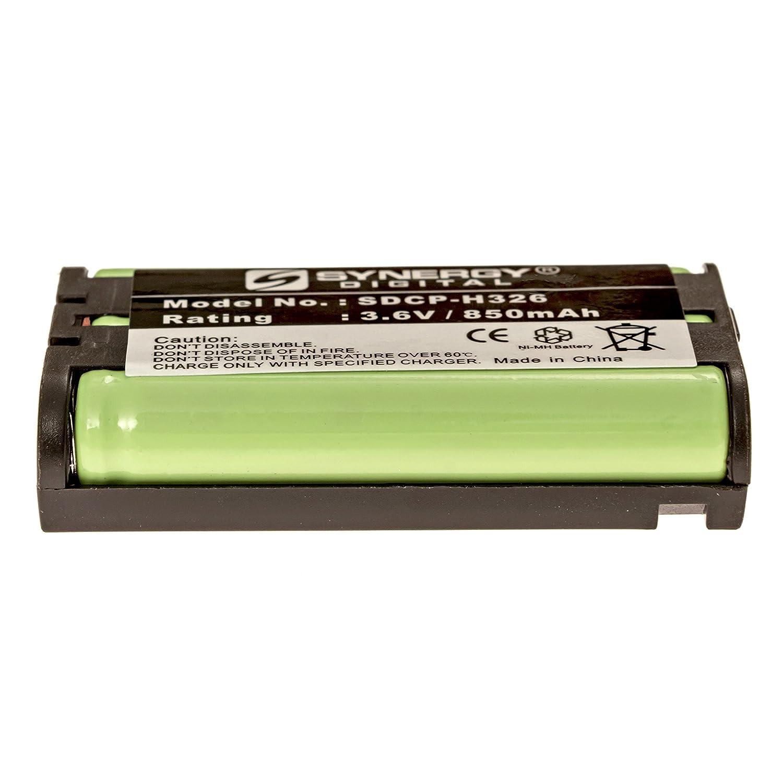 Ultra Hi-Capacity Battery 3.6 Volt Sony MDR-RR800//900 Series Cordless Phone Batteries 850 mAh Rayovac RAY193 Cordless Phone Battery Ni-MH Type 29 Replacement Battery for PANASONIC HHR-P104