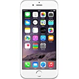 Apple iPhone 6 GSM Unlocked, 64 GB - Silver (Certified Refurbished)