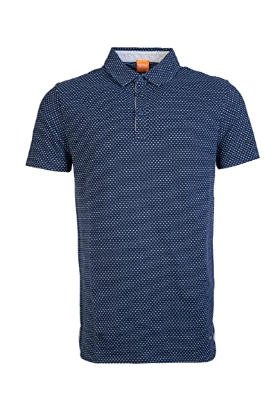 BOSS Hugo Polo - Camisas De Polo - Manga Corta - para Hombre Azul ...
