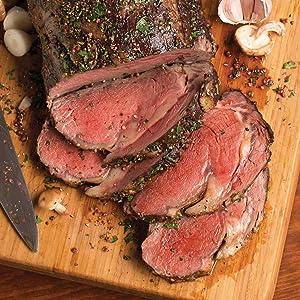 Omaha Steaks 4 (8 oz.) Precooked Prime Rib Slices