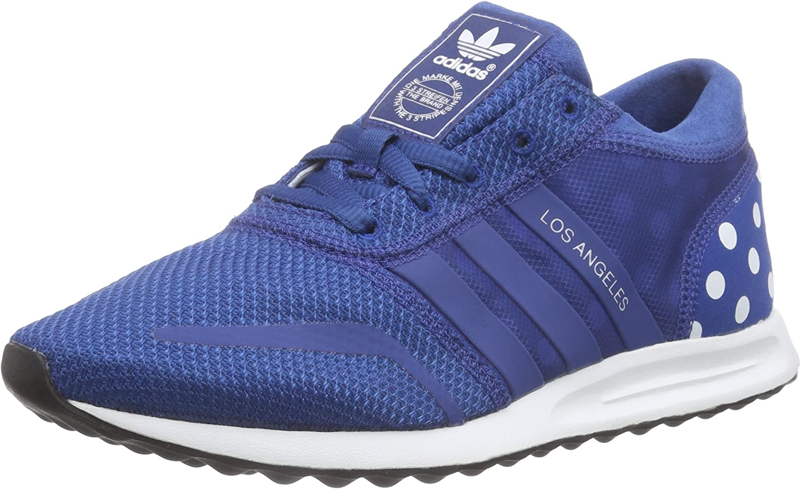 zapatillas adidas azul marino mujer