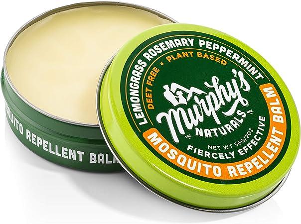 Amazon Com Murphy S Naturals Mosquito Repellent Balm Deet Free