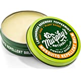 Murphy's Naturals Mosquito Repellent Balm | Plant Based, All Natural Ingredients | DEET Free | Travel/Pocket Size | 2oz