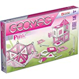 Geomag 343 - Kids Panels Pink, 142 pcs