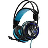 Aula G93 Gaming Headphones (White)