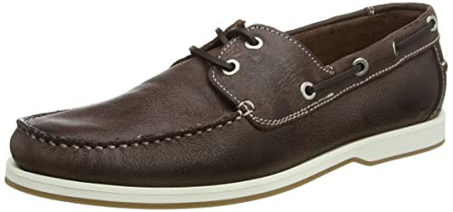 BATA 8544190, Mocasines para Hombre, (Marrone 4), 41 EU: Amazon.es: Zapatos y complementos