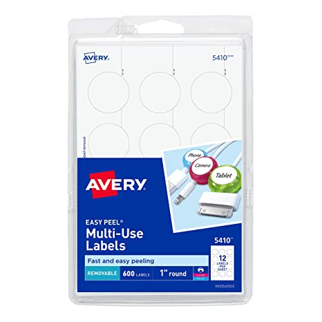 Avery sample pack