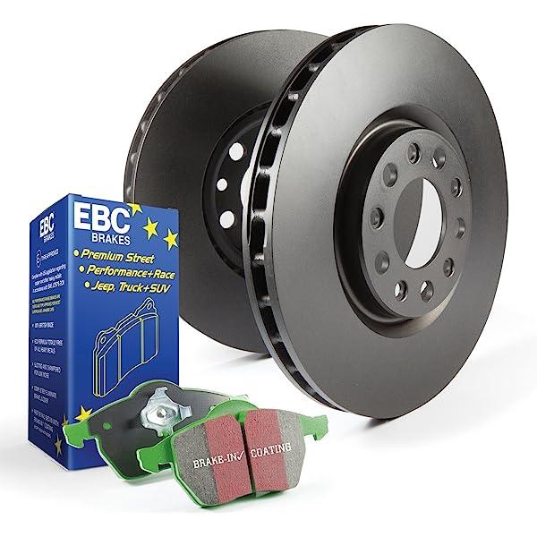 EBC Brakes RK198 RK Series Premium OE Replacement Brake Rotor