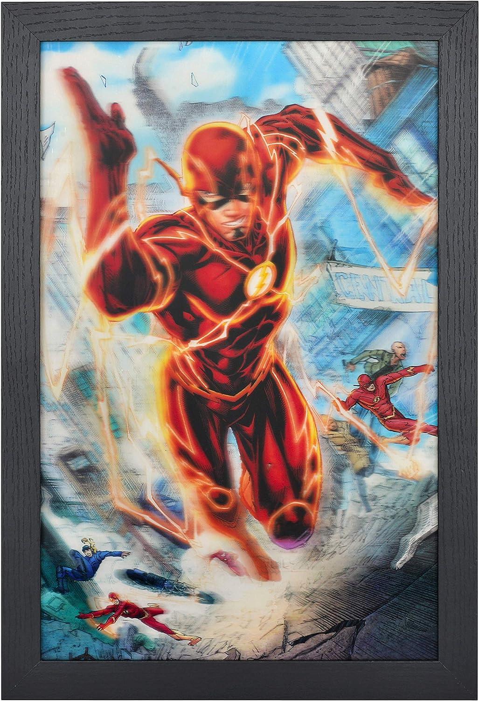 Comicwalls 3FZ17WAFS-AM Wall Décor, The Flash