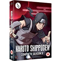 Naruto Shippuden Complete Series 9 (Episodes 402-458)