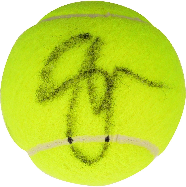 Stan Wawrinka Autographed Babolat Roland Garros Tennis Ball - Fanatics Authentic Certified - Autographed Tennis Balls