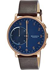 Skagen Connected Unisex-Uhren Analog Hybrid 32002914