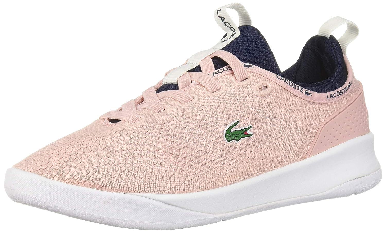 Light Pink Navy Lacoste Womens Lt Spirit Sneaker