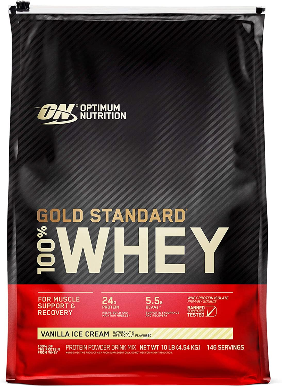 100% Whey Gold Standard (4,5kg): Amazon.es: Alimentación y ...