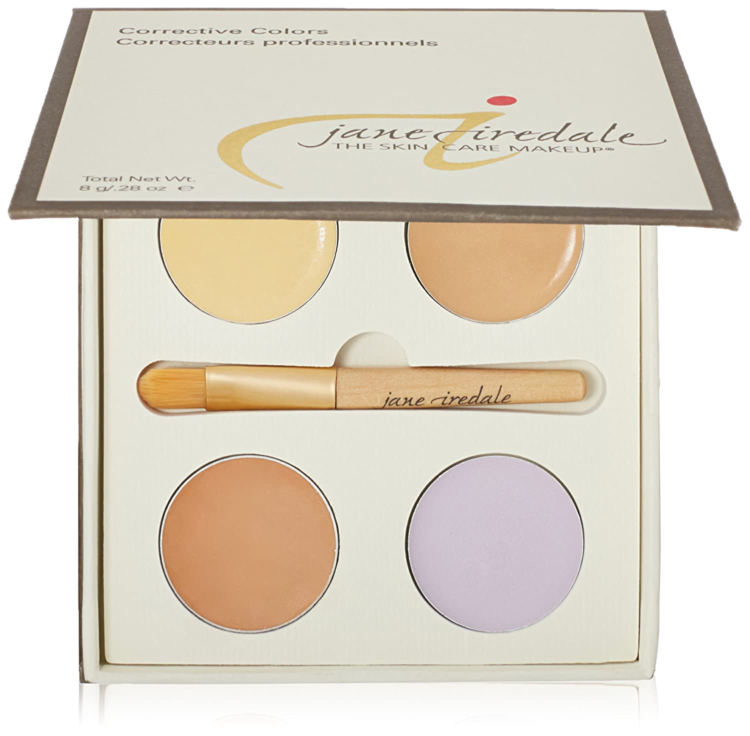 Makeup beauty and more jane cosmetics multi colored color correcting - Amazon Com Jane Iredale Corrective Colors Jane Iredale Luxury Beauty