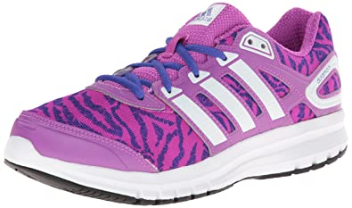on sale c1e40 05b98 adidas Performance Duramo 6 K Running Shoe (Little Kid Big Kid), Flash