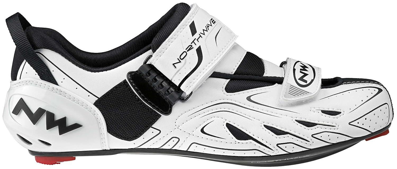 NW Northwave TRIBUTE - WHITE-BLACK 41 de triatlón para mujer zapatillas de deporte: Amazon.es: Deportes y aire libre