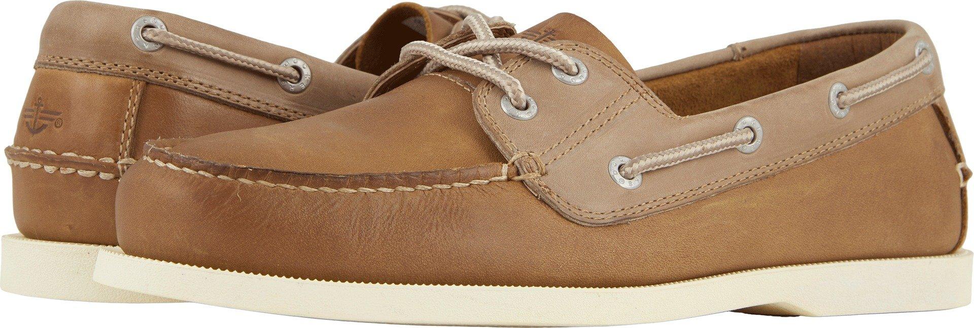 Dockers Footwear Mens Shoes Vargas Walking, Tan, 9.5 M US