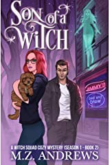 Son of a Witch: A Witch Squad Cozy Mystery #2 Kindle Edition