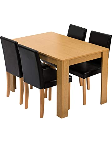 d38a9ce1318 6. Most wished for. Cherry Tree Furniture 5-Piece Dining Room