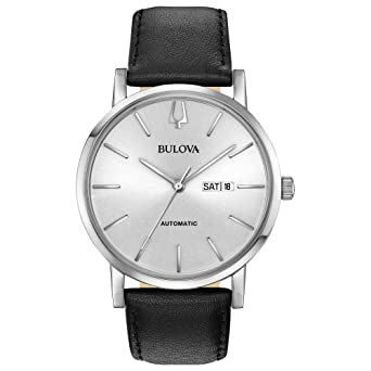 791162626 Amazon.com: Bulova Dress Watch (Model: 96C130: Watches