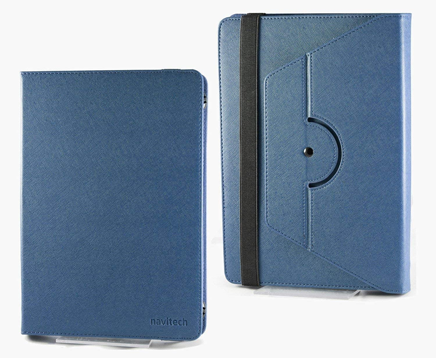 Navitech Blue Leather Tablet Case /& Stylus Compatible With ACER/ACTAB1021 10 Tablet