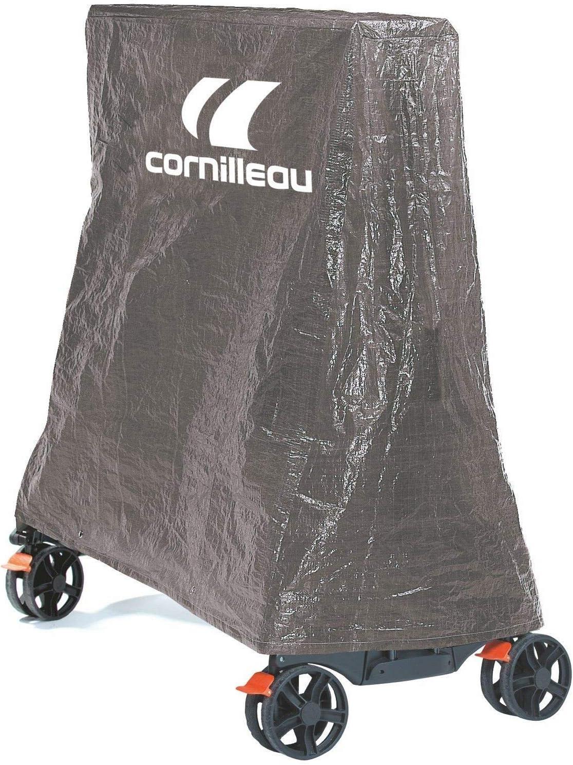 Cornilleau Sport PVC, Funda para mesa, colorgris