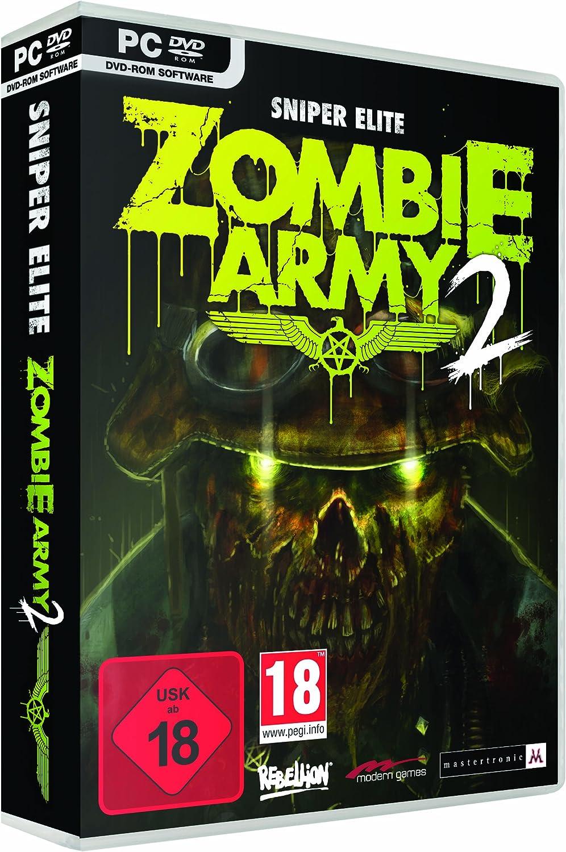 Sniper Elite Zombie Army 2 [Importación Alemana]: Amazon.es ...