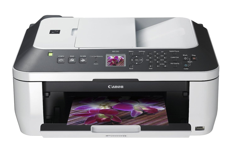 Amazon.com : Canon PIXMA MX330 Inkjet All-In-One Printer : Multifunction  Office Machines : Electronics