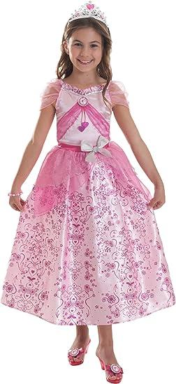 Amscan - Disfraz de princesa para niña, talla 5-7 años (CA13737v2 ...