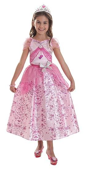 Disfraz De 10 Barbie Niña A L Ca13737v2 Unbekannt Añosamscan 8 EQrdBoWeCx