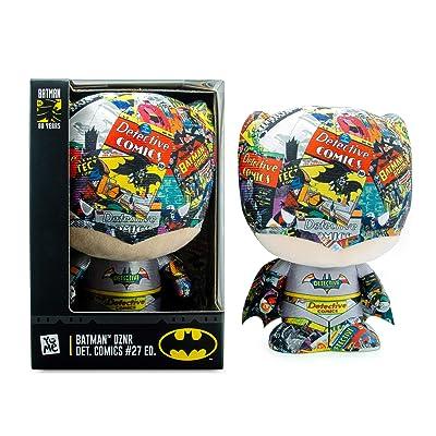 "Yume Toys DZNR Detective Comics Batman 7"" Chibi Plush: Toys & Games"