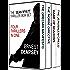 The Sean Wyatt Thriller Box Set: Books 4-7 (Sean Wyatt Adventure Thrillers)