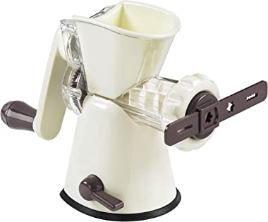 LURCH 10250 Rotary Manual Mincer with Robust Mechanics