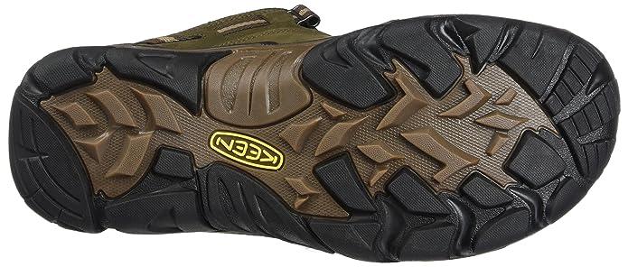 4e424c96070b KEEN Men s s Wanderer Waterproof Low Rise Hiking Shoes  Amazon.co.uk  Shoes    Bags