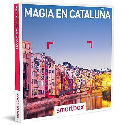 SMARTBOX - Caja Regalo - MAGIA EN CATALUÑA - 223 palacios, hoteles spa y mágicos