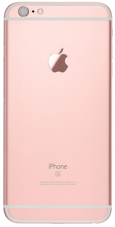 Amazon Apple IPhone 6S Plus 64 GB Unlocked Rose Gold International Version Cell Phones Accessories