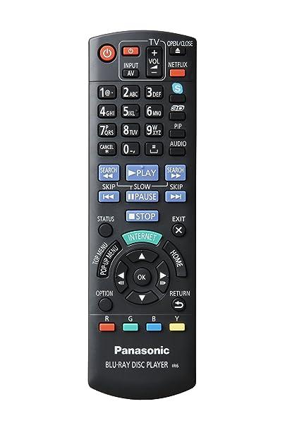 Panasonic DMP-BDT220PU Blu-ray Player Drivers for Mac Download