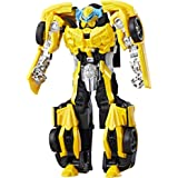Transformers The Last Knight -Knight Armor Turbo Changer Bumblebee, Multi Color