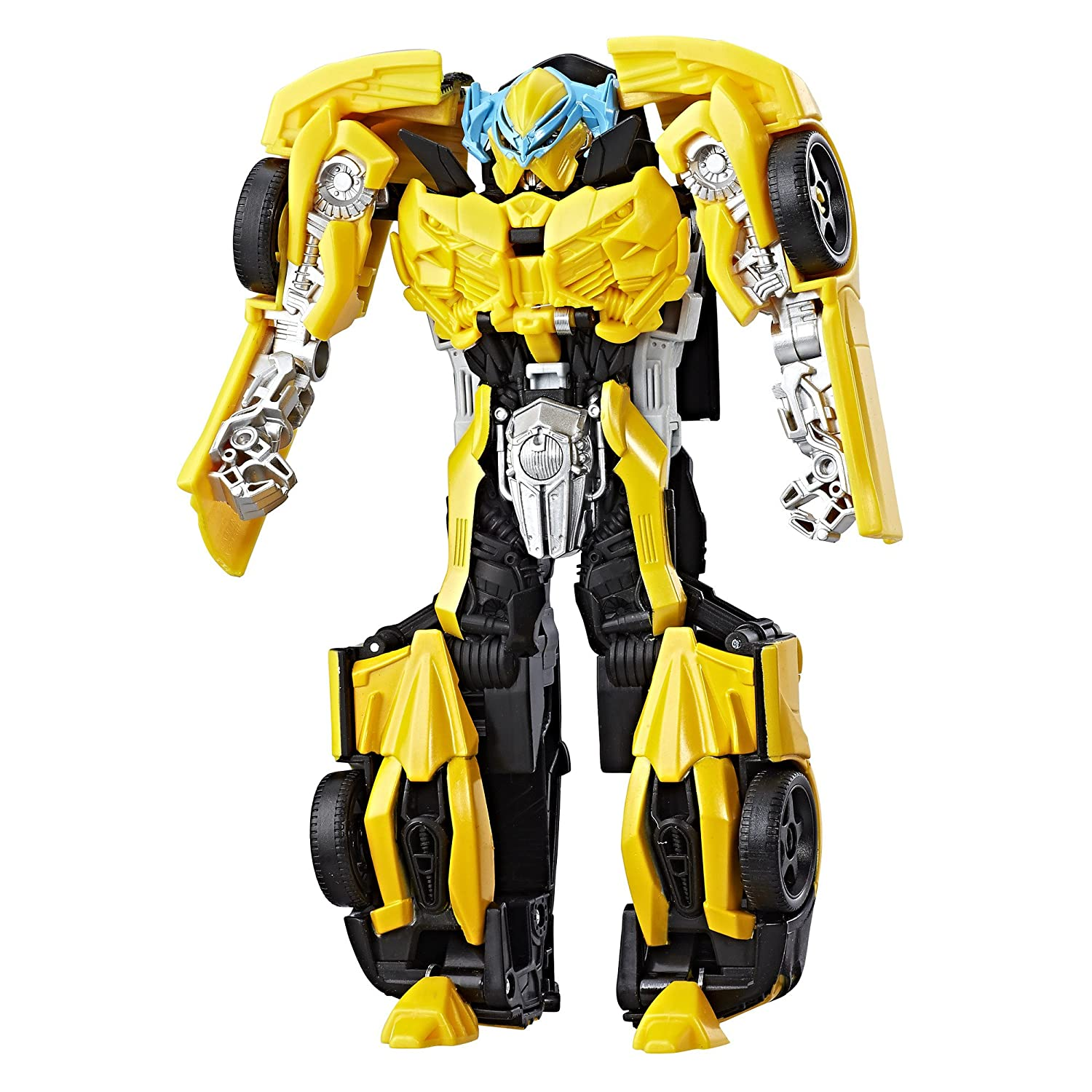 Transformers: The Last Knight -- Knight Armor Turbo Changer Bumblebee Hasbro C0886