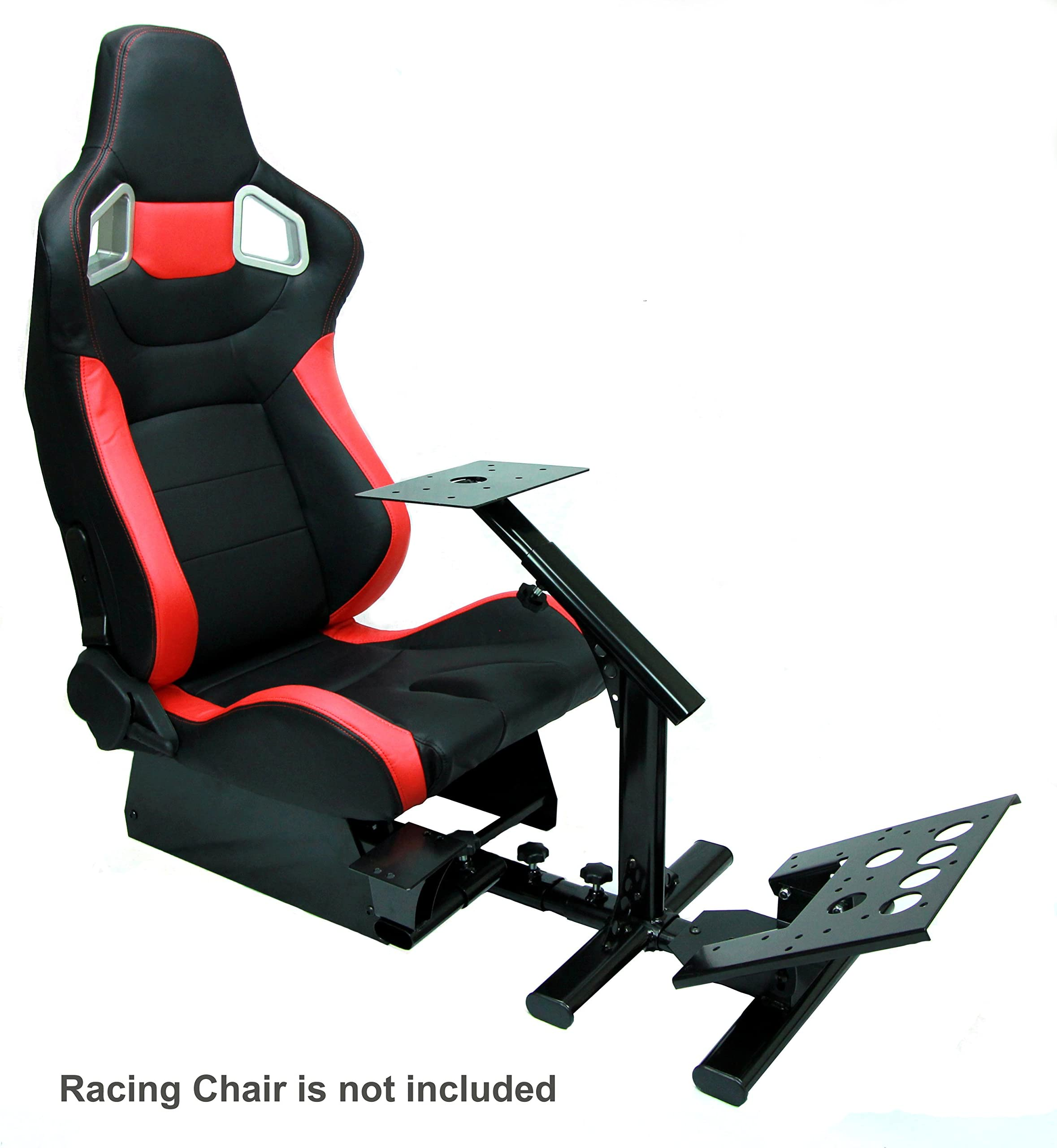 Amazon Tanaka Driving Simulator Cockpit Gaming Chair with Gear