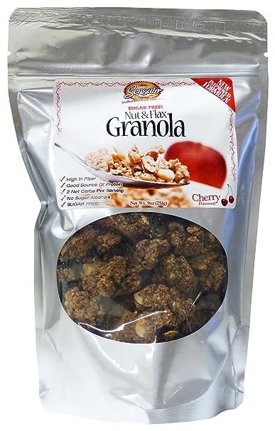 Sensato Foods Granola de nuez de cereza 9 onzas