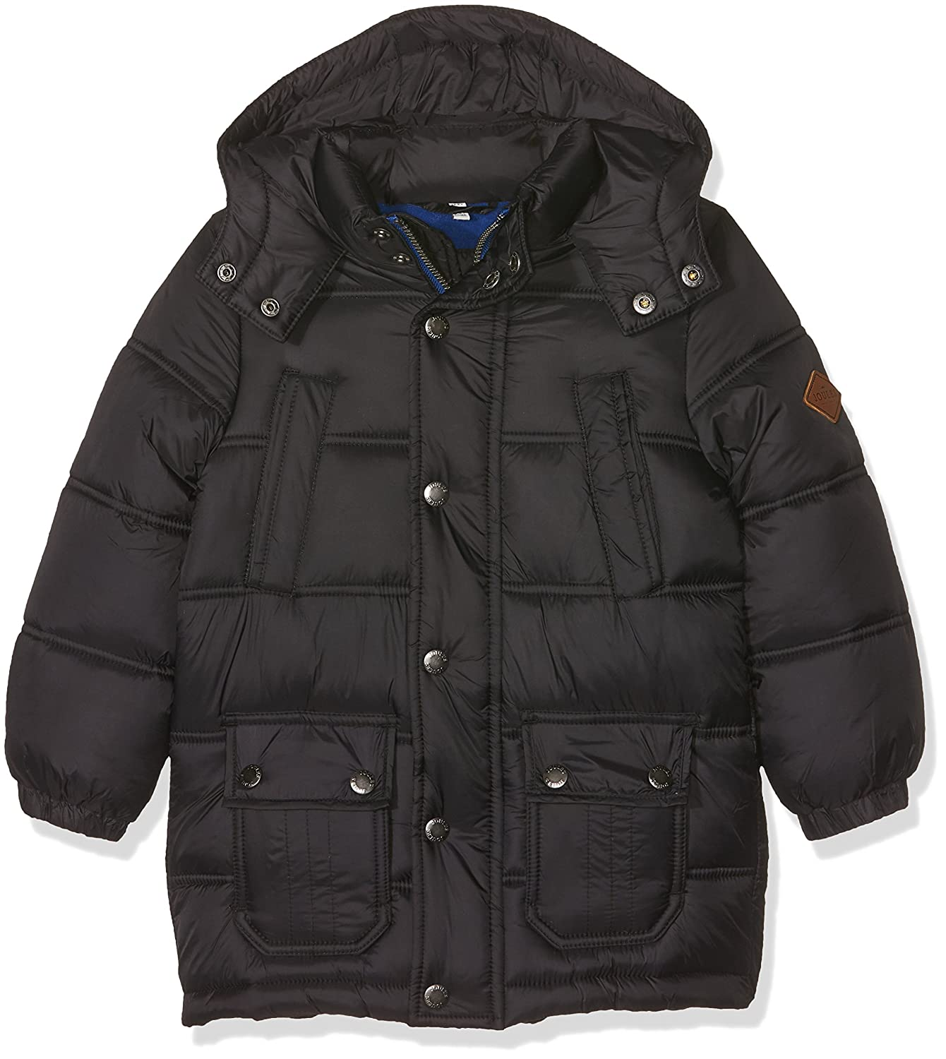 Joules Boy's Brampton Coat Black 3 Years X_ODRBRAMPTON