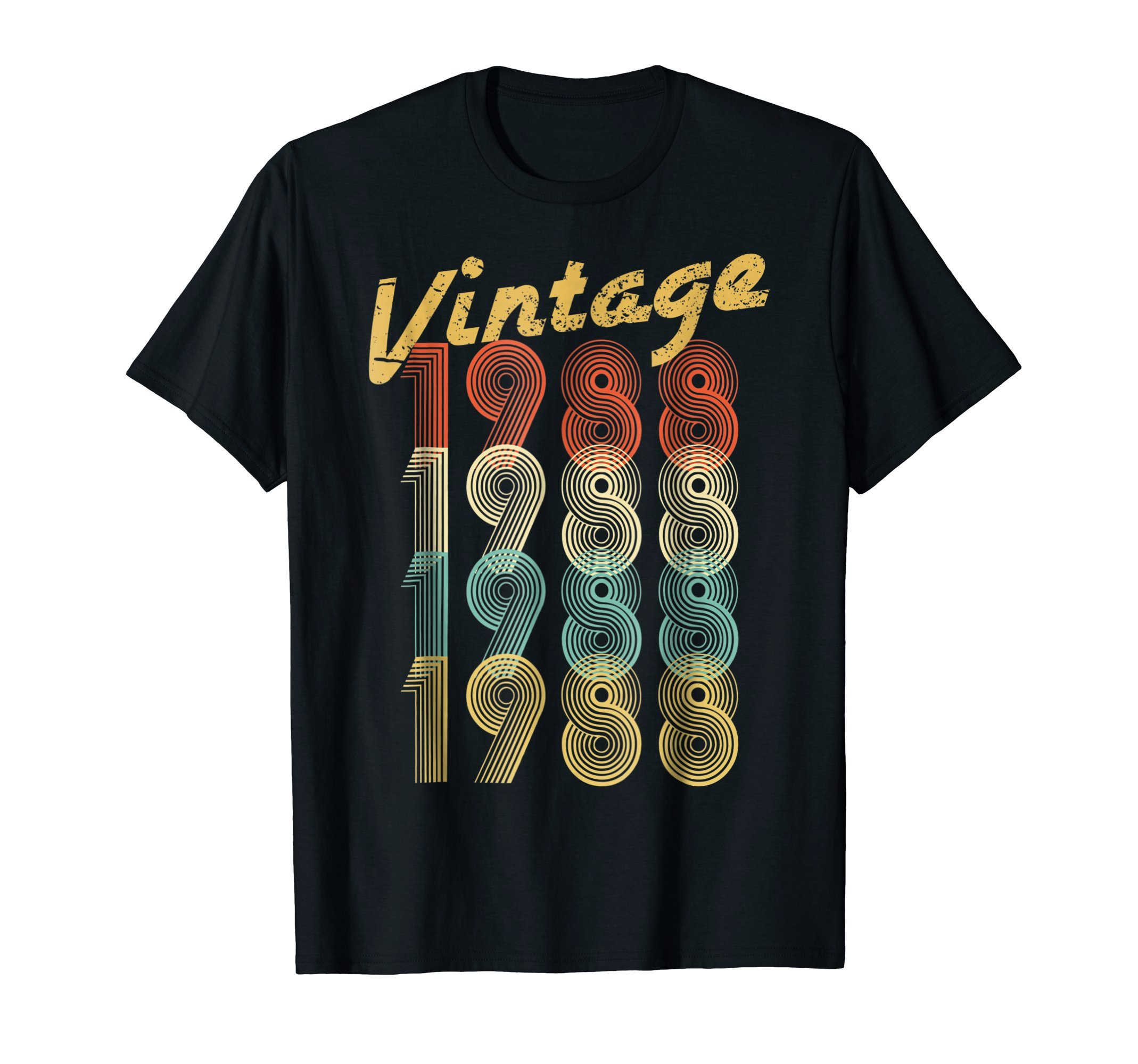1988 Vintage Funny 30th Birthday Gift Shirt For Him or Her